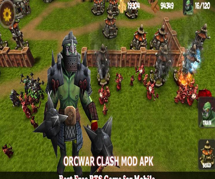 orcWar Clash Mod Apk